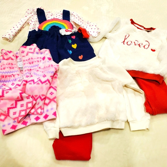 Toddler Winter Clothes Bundle